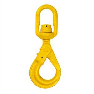 G80 safety hook swivel